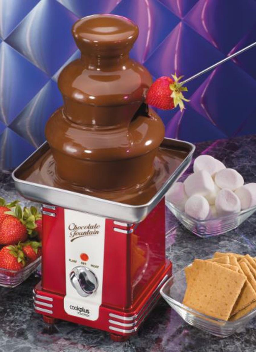 Nefis Çikolata Şelalesi